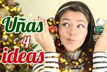 Uñas decoradas / Tutoriales y Tips Para decorar tus uñas en todas las ocasiones