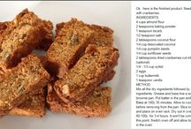 Low carb rusks