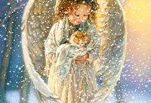 Angels / by Rebecca Stark