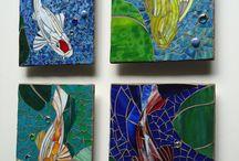 Mozaik / Mozaiken