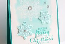 Stampin' Up! - Flurry of Wishes