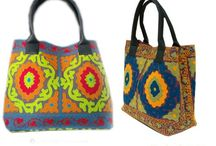 Kashmir Tote / Need an amazing Father's Day gift? Buy a KC Malhan handbag for yourself. Because when mama is HaPpY, everyone is HaPpY......30% off our Kashmir tote use coupon