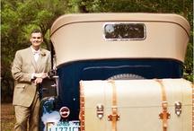 A gentleman's wedding
