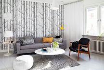 home. living room. / by Minttu L.