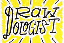 My Drawings: Drawologist / Collecting a miscellany of my drawings, mark-making and lettering projects as I posted them on the Drawologist: https://www.tumblr.com/blog/drawologist