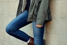 | Fall Style | / Fall outfit inspiration, fall fashion, fall style.
