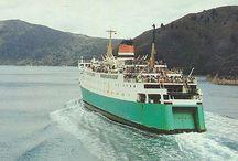 nz ferrys