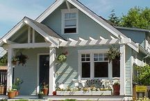 Curb appeal / Curb appeal, front porch / by Great Oak Circle