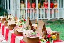 Bridesmaid luncheons / by Janet Ligon