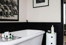 Kartell + Bathroom