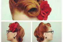 Hair flare / by Melinda Gloria