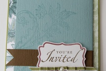 Stampin' Up! Ideas / by Stamp Time Somewhere