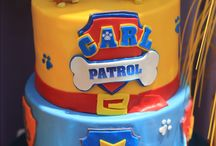 Carl's Paw Patrol 4th Birthday Party