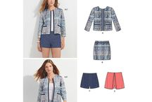 Denim skirt sewing patterns