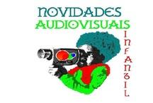Audiovisuais Infantil XANEIRO 2017
