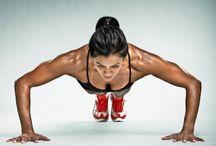 Fitness photoshoot