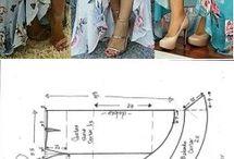 vestidos bhoemios
