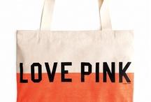 Pink / by Deidre Clack