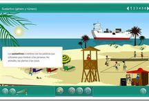 gramatízate / actividades y juegos de gramática