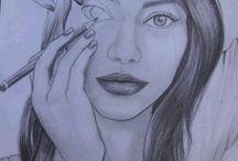 Kreslení / Různé obrazy