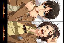 Shingeki no Kyojin :3