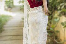 farewell saree