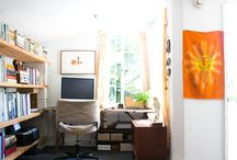 Family room/workspace