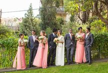 InStitchu Weddings / A collection of images of InStitchu's dapper grooms and groomsmen.