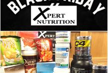 Specials and Sales / Xpert Nutrition specials and sales events for all stores. This includes but is not limited to Anniversary Sales, Black Friday Sales and Holiday Sales.