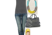 MY STYLE - Clothes / by Little Housewife