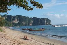 Thailand / Artikler om reidemål i Thailand