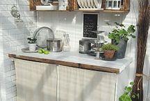 Kitchen / organization, decoration idea