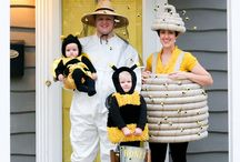 wasp or bee costume