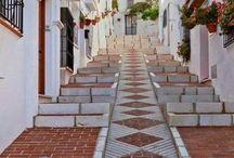 Málaga la ciudad de mis sueños / Nací soñando poder conocer la ciudad más linda del mundo y mi Málaga lo es...