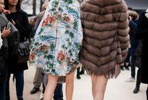 Fall fashion: coats