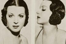 1930s hairstyle