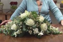 Flower Arrangements / by Myra Day