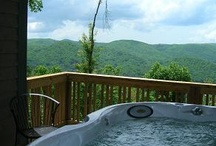 Places to Stay: Rental Properties with Hot Tubs / Rental Properties in the High Country of North Carolina with hot tubs. These properties are located between Boone, Banner Elk, Blowing Rock and Valle Crucis in the heart of the High Country.