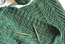 Irish knitting / by LeAnn Werner