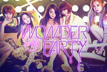 [MUSICS] WONDER GIRLS ✾ 2ND MINI ALBUM WONDER PARTY. / The Wonder Girls invite you to the 'Wonder Party'! They are coming back with their mini-album 'Wonder Party' on June 3rd, 2012! In particular, the title song 'Like this' is the hip-hop styled song which Wonder Girls present. It is a combination of electronic sound & hip-hop beat, and creates the delightful & exciting charm only Wonder Girls have. Please gather around and enjoy the wonderous party ahead of you! / by iHeart ♥ KPOP