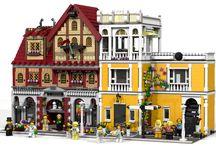 Lego modular buildings