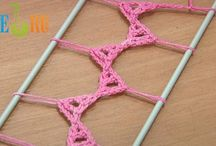 HAIRPIN CROCHET