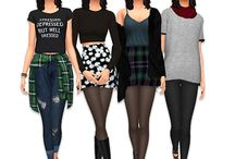 Sims looks
