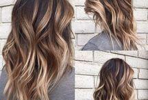 Jaci hair