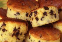 Muffins orange et chocolat