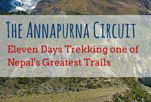 Annapurna Circuit / Nepal