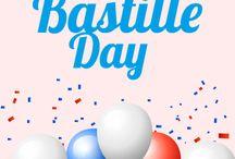Bastille Day Cards