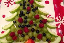 Decoração fruta