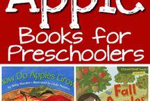 Preschool- Apples