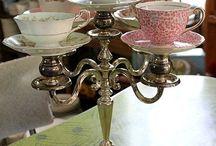 chandelier tasse